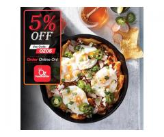 Grab your tasty Mexican dishes at Zambrero Stockland Townsville get - 5% off - Image 2