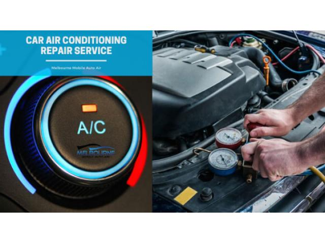 Reliable Car Air Conditioning Repair Service In North Melbourne - 1