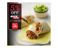 Get 5% off on your order @ Zambrero Tugun - Image 1