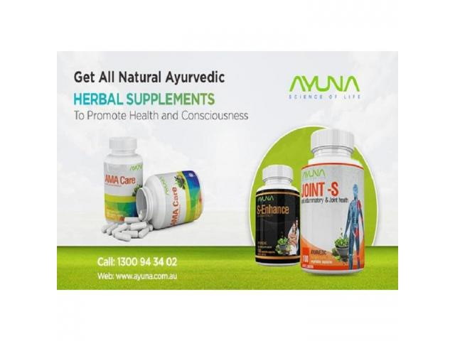 Heal Yourself with Ayurvedic Herbal Supplements - 1