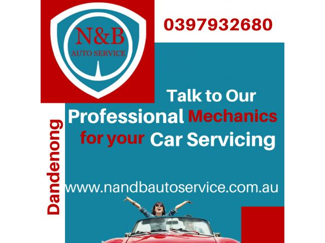 The Best Car Servicing in Dandenong - 1