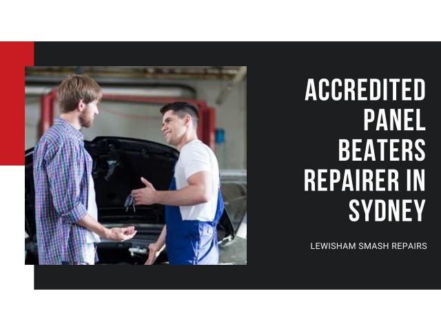 Accredited Panel Beaters Repairer in Sydney - 1