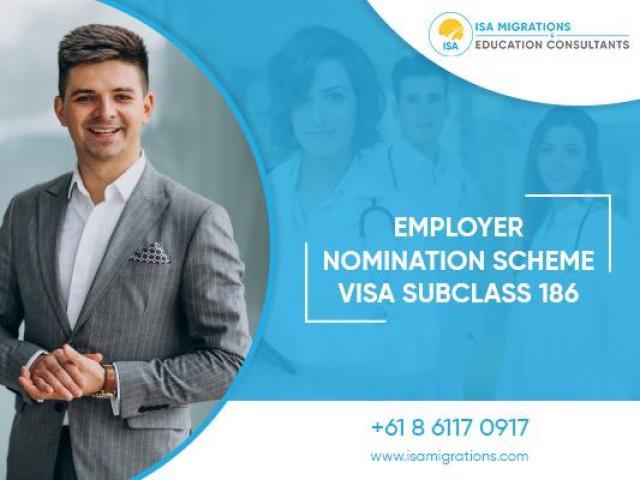 Employer Nomination Scheme Subclass 186 - 1