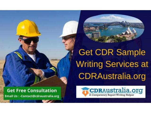 Get CDR Sample Writing Services at CDRAustralia.org - 1