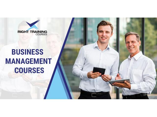 Build a Career In Business Management. - 1