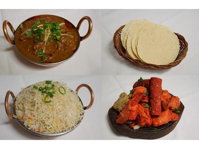 Enjoy a Burst of Flavours with our Indian Cuisine Takeaway - 1