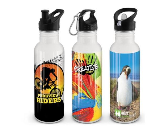 Give customers value with drink bottles and gain trust in the market - 1