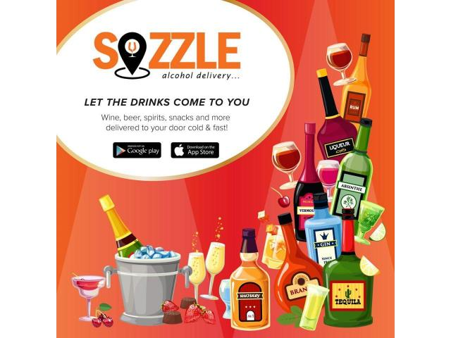 Beer | Wine | Vodka | Alcohol Delivery Northcote, Brunswick, Melbourne Vic|  Sozzle Alcohol Delivery - 2