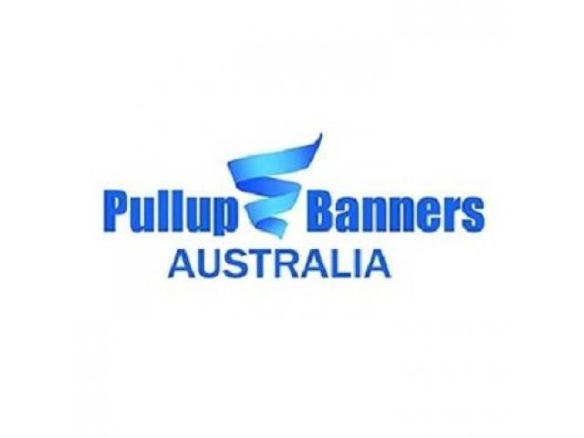 Portable branding solutions pull up, roll up and retractable banners in Australia - 1