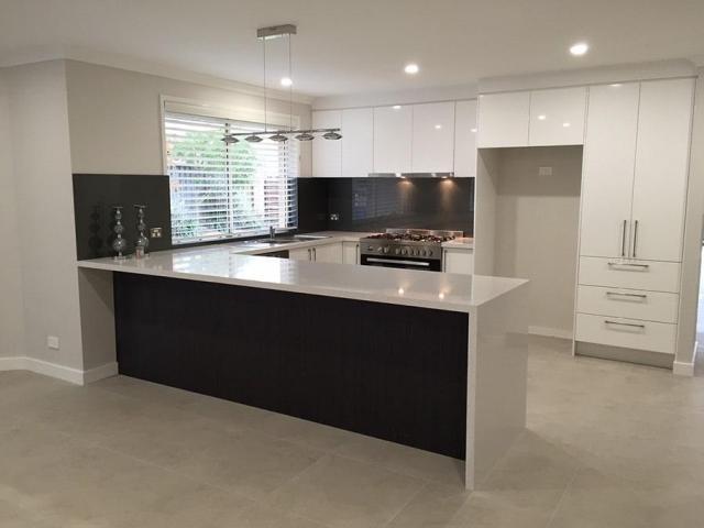 Luxury Kitchen Designs in Melbourne - 1