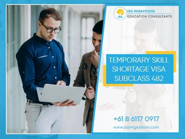 Want To Apply For TSS 482 Visa - 1