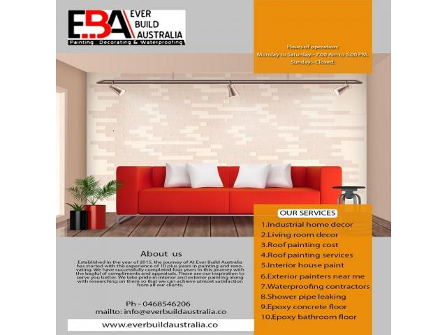 Hire the Experts and Find a Perfect Solution to Home Painting - 1