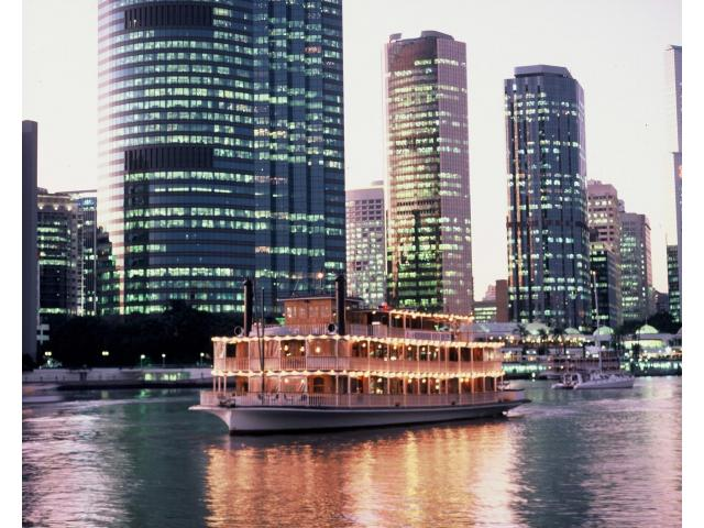 Choice of spectacular Brisbane River Cruises - 1