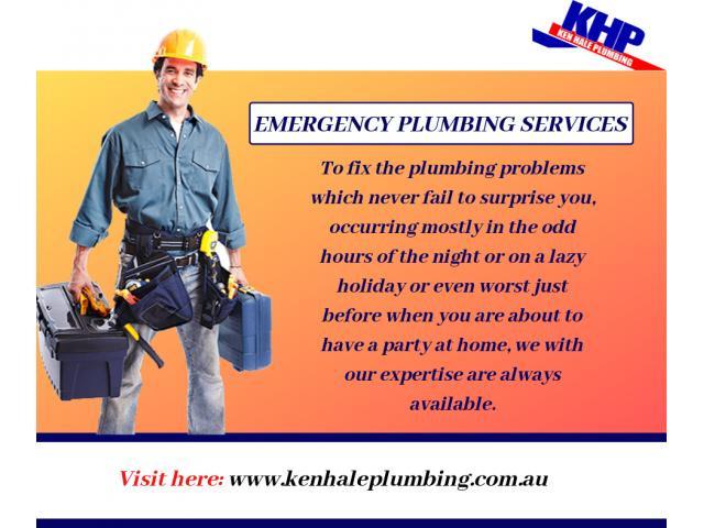 Emergency Plumbing Services in Penrith   Ken Hale Plumbing - 1