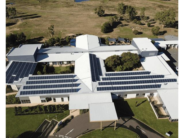 Solar PV | Solar Power Systems | 100kW | 200kW | 500kW Commercial Systems - 1
