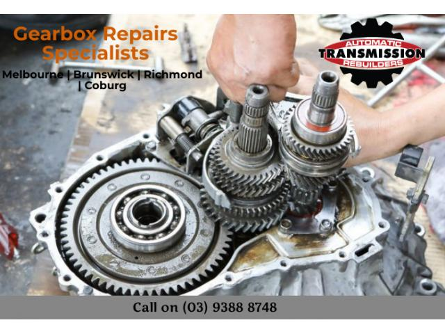 Reliable Gearbox Repairs in Coburg and Richmond - Automatic Transmission Rebuilders - 1