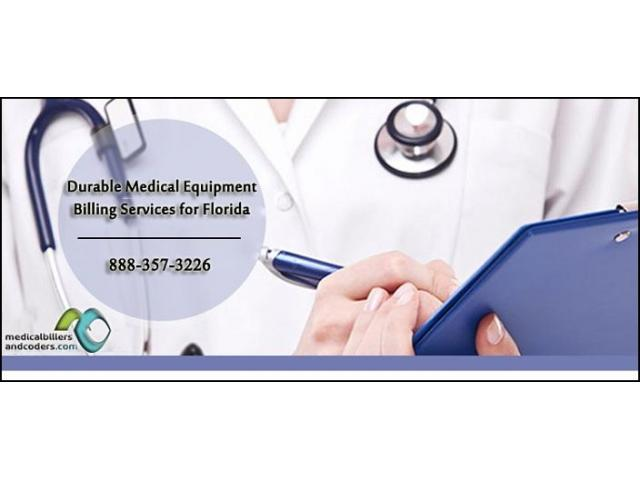 Durable Medical Equipment Billing Services for Florida - 1