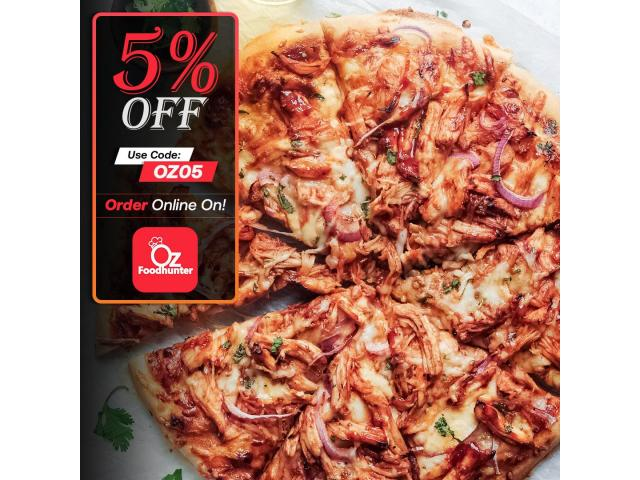 Try mouth - watering pizza with 15% off at Coburg pizza - 1
