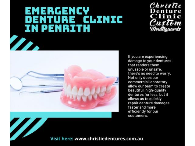 Affordable Emergency Dentures Clinic in Penrith - 1