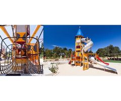 Playground Equipment NSW - Austek Play Pty Ltd
