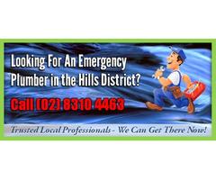 Hills Emergency Plumbing Pros