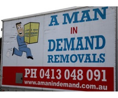 A Renowned Furniture Removals Company In Wollongong- A MAN IN DEMAND