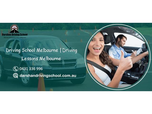Driving School Melbourne | Driving Lessons Melbourne | Darshandrivingschool.com.au - 1