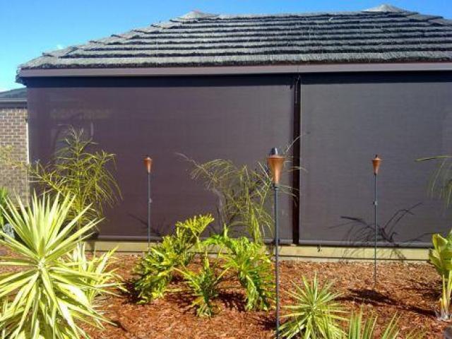 ezip patio blinds Melbourne - 1