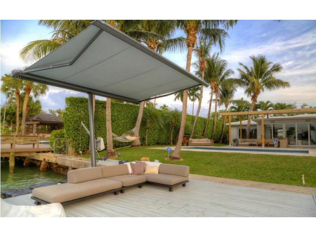 Electric & Motorized Retractable Awnings - 8