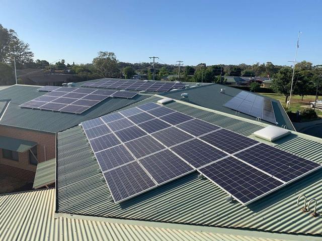 Commercial Solar Installation for Hospitals | Healthcare | Sydney | NSW | ASD - 1
