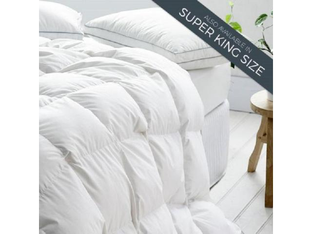 Sleep Comfortably with Our Goose Down Quilt - 2