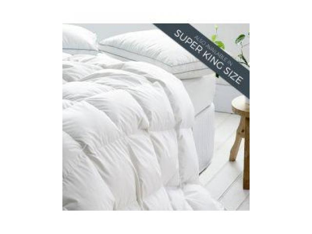 Sleep Comfortably with Our Goose Down Quilt - 3