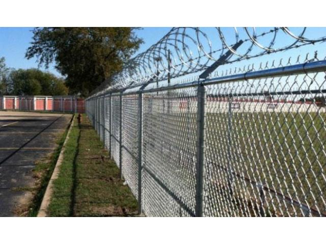 Get the best security fences from us and make your property safe! - 1