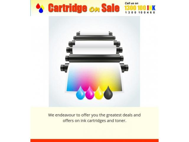 High quality and reliability of  ink cartridges online - 1