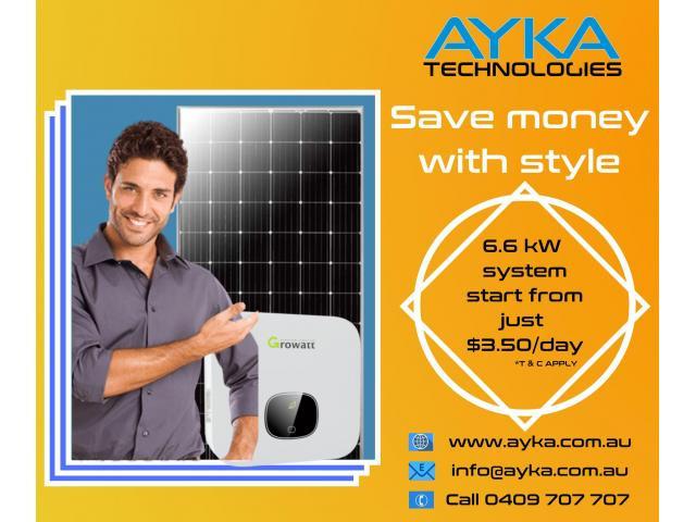 Ayka Technologies - 3