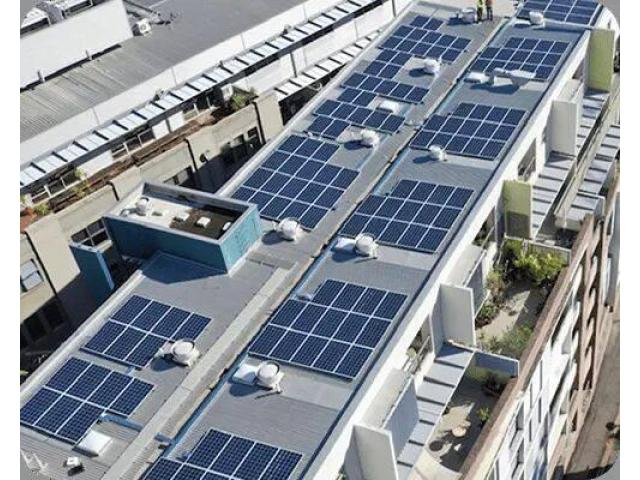 Commercial solar PV panel installation | Sydney | Melbourne - 1