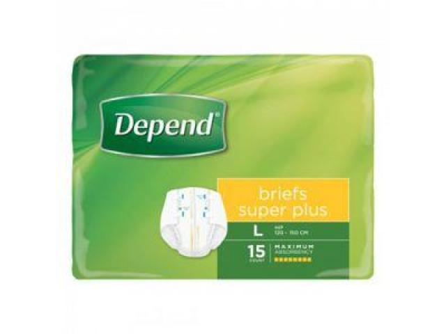 Buy Depends Women's Briefs From IPD - 1