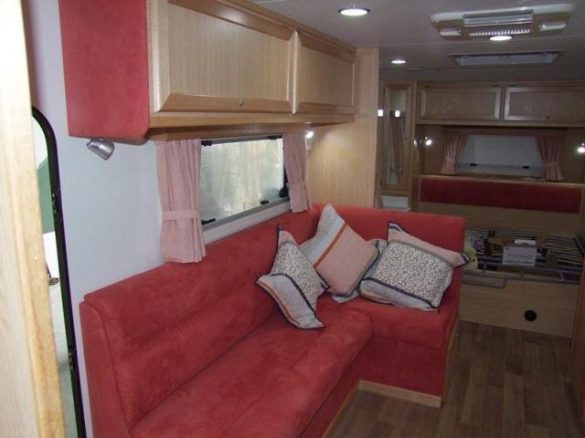 Luxury Caravans - 1