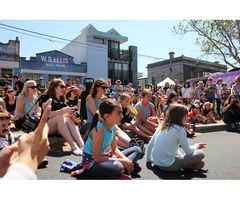 40th Spring Fling Street Festival- 15th October 2017