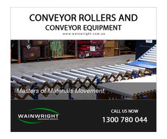 Chain Conveyor - Wainwright Engineering