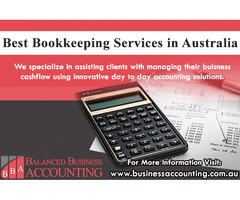 Best Bookkeeping Services in Australia