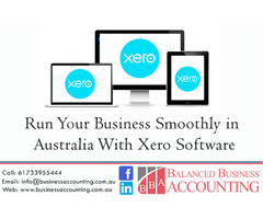 Run Your Business Smoothly  in Australia With Xero Software