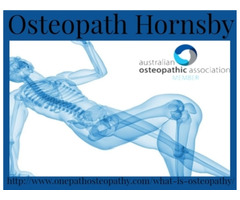 Go Osteopathy Center And Get Best Treatment BY Expert Osteopath Hornsby
