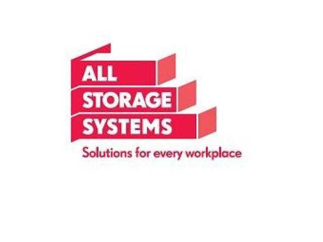 Industrial Shelving & Storage Racks - 1