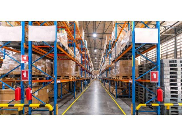 Industrial Shelving & Storage Racks - 2