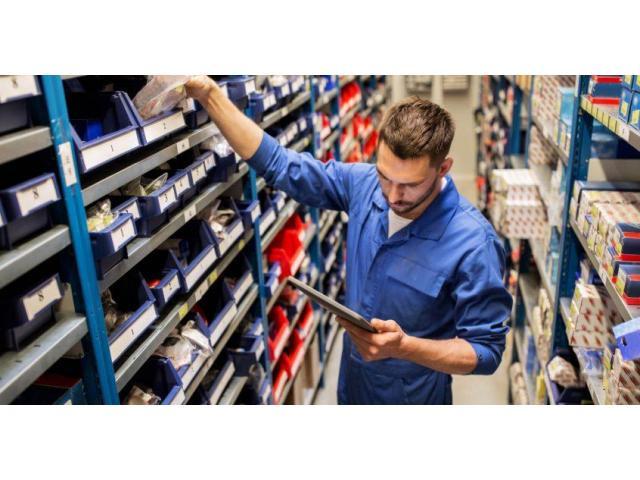 Industrial Shelving & Storage Racks - 3