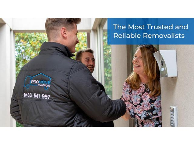 5 Good Reasons to Hire a Professional Removalist | ProMove Transport - 1