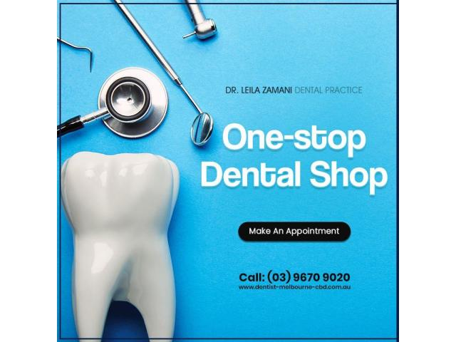 Professional and Well-Equipped Dentists in Docklands - 1