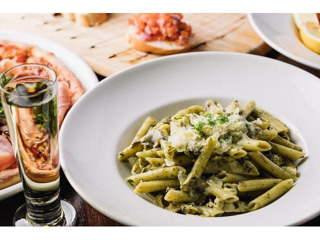 Enjoy Good Food from Your Home with Italian Food Takeaway - 1