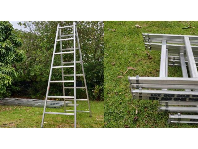 Trestles and Planks Item (each)$15/Day$30/Week 4.5m - 2